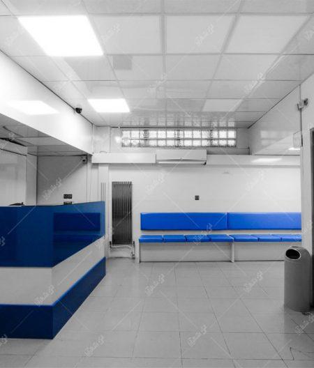 طراحی مرکز رادیولوژی توحید