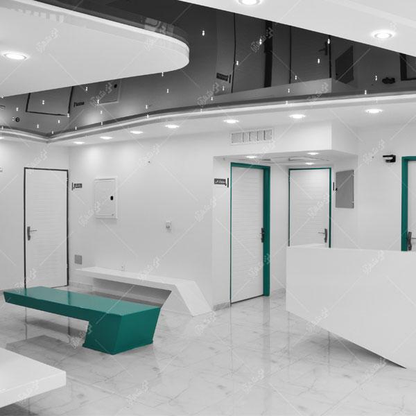 طراحی مرکز رادیولوژی دکتر رجبی